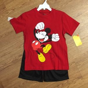 Mickey Mouse Clubhouse Outfit